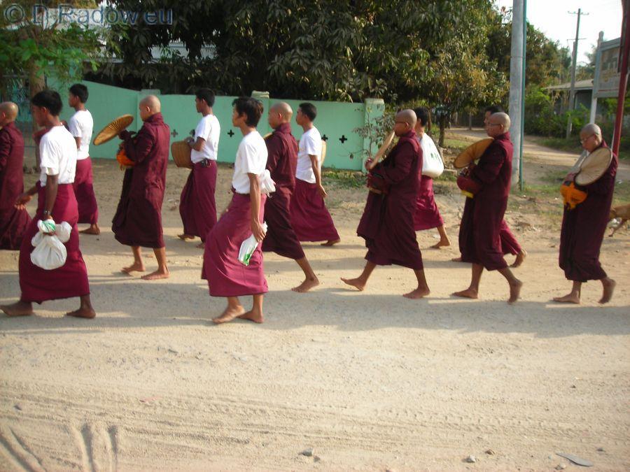 MYANMAR by Dieter Radow