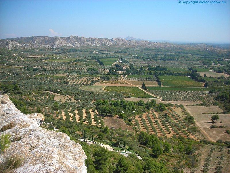 Frankreich Baux de Provence 2