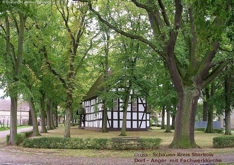 Groß Schauen KircheX
