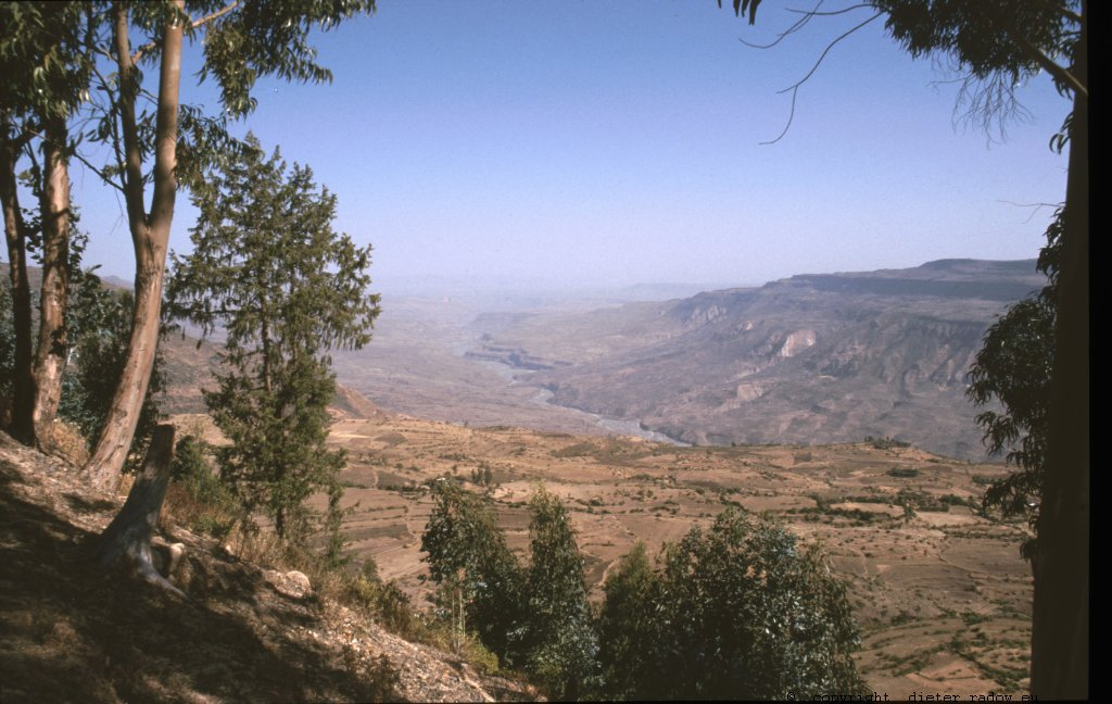 913 Der Blaue Nil