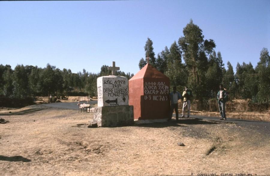 950 zum Kloster Libanos