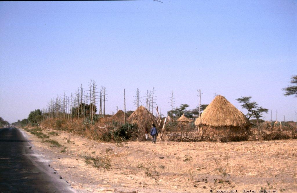 AES 264  Dorf im Süden