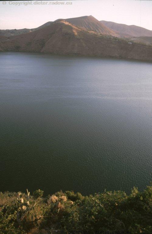 AES91 Kratersee südlich von A