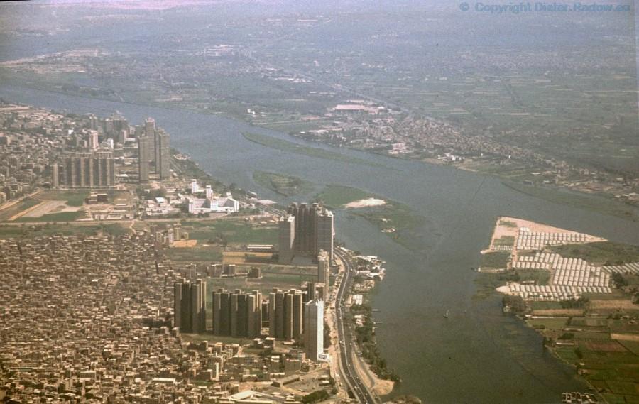 Ägypten Nil Kairo x