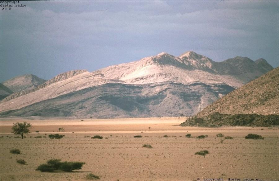 Ägypten  Sinai Felsformationen 418