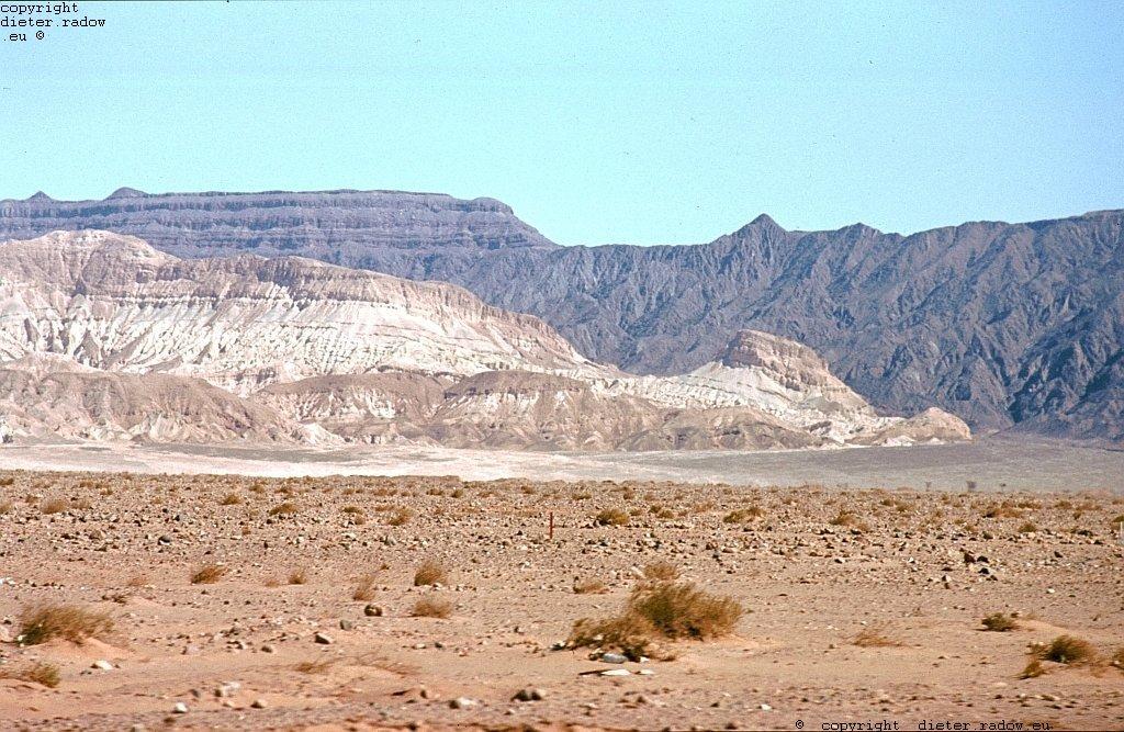 Ägypten  Sinai Felslandschaft