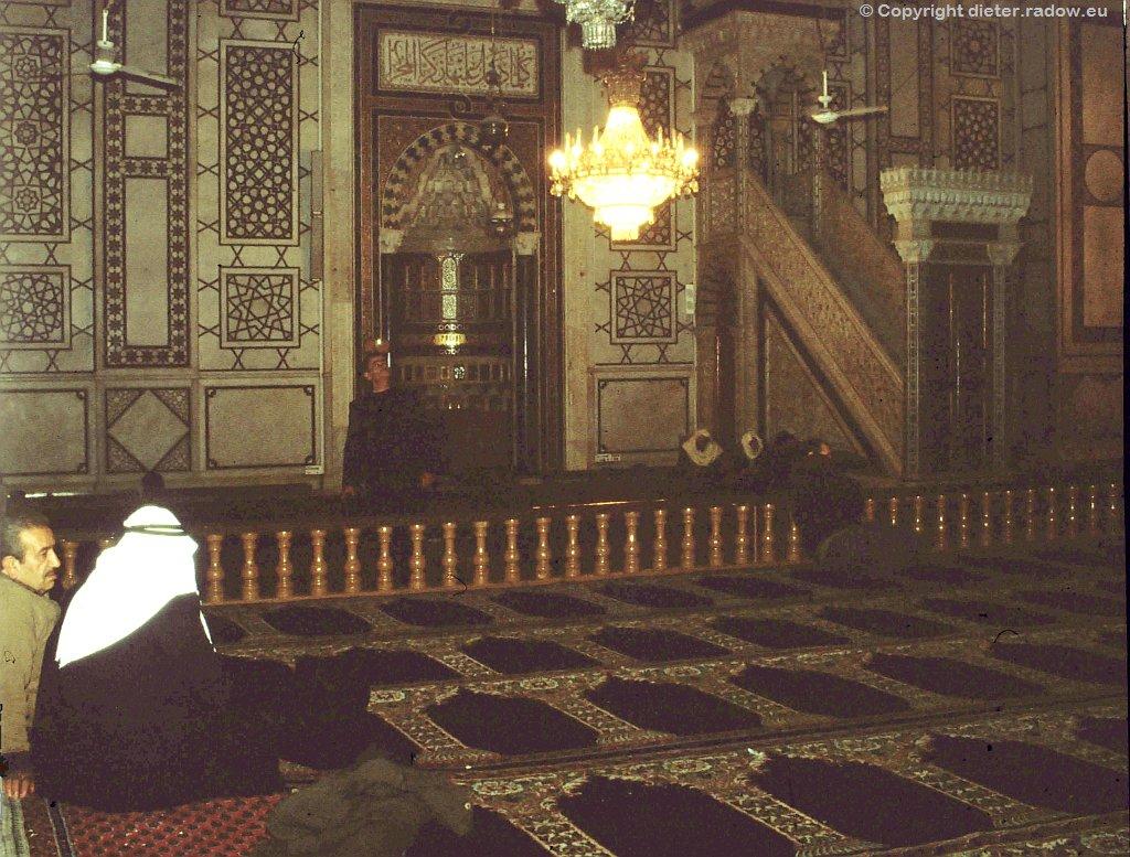 186 Moschee der Omayaden