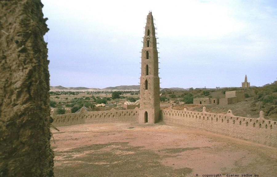 188 Burkina Faso Lehmarchitektur des Sahel100