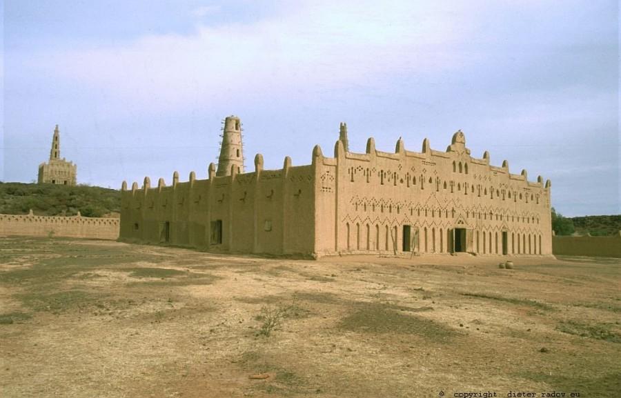 191 Burkina Faso Lehmarchitektur des Sahel19