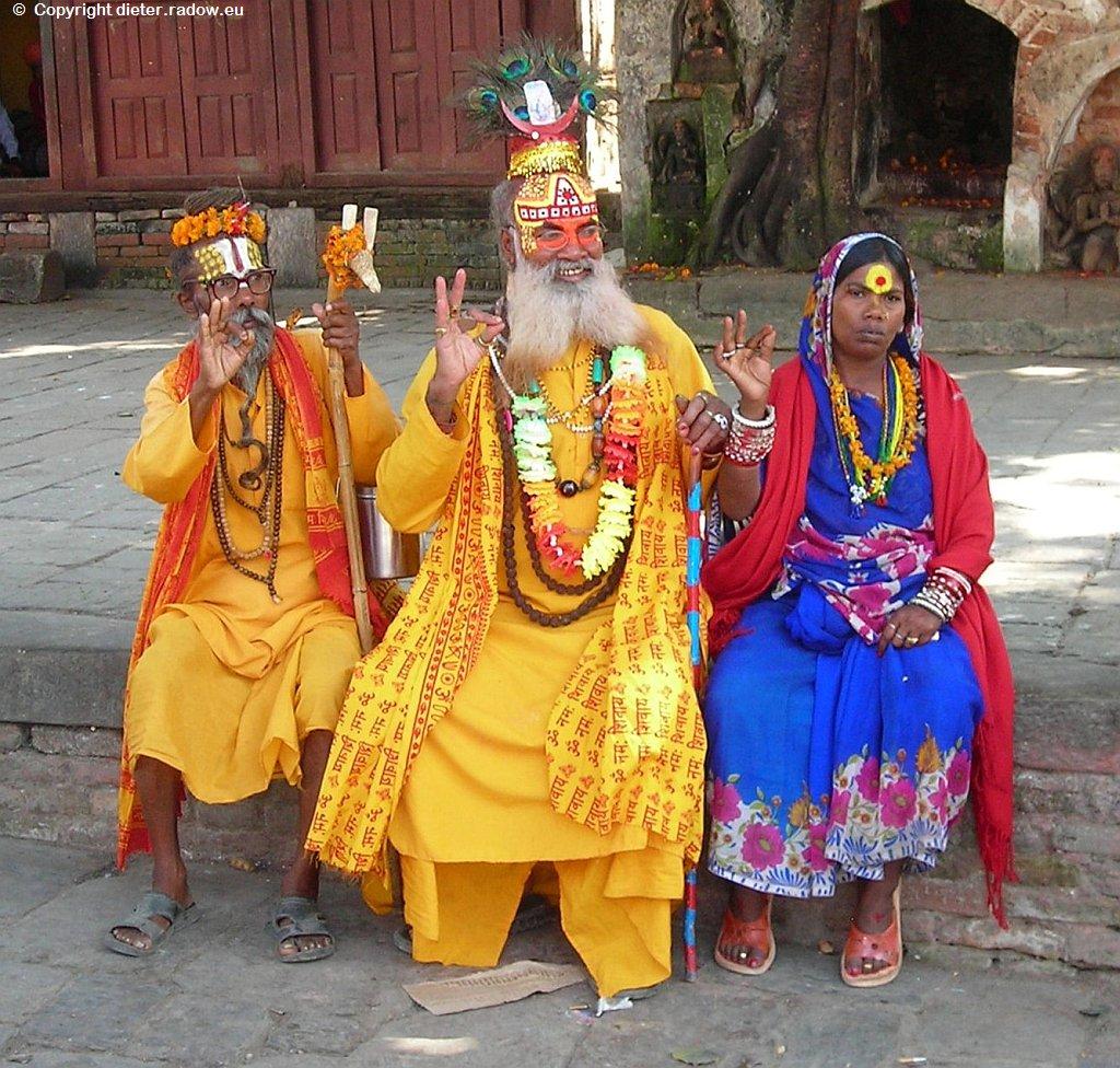 197 Kathmandu Palastbezirk
