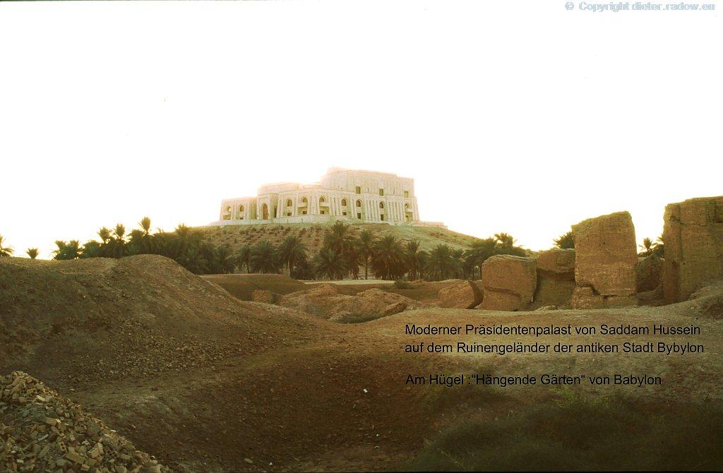 2470 Babylon Präsidenten-Palast