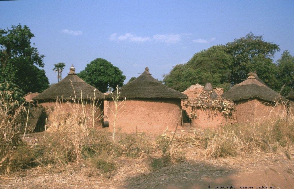 257 Kamerun Nord - Mandara-Gebie
