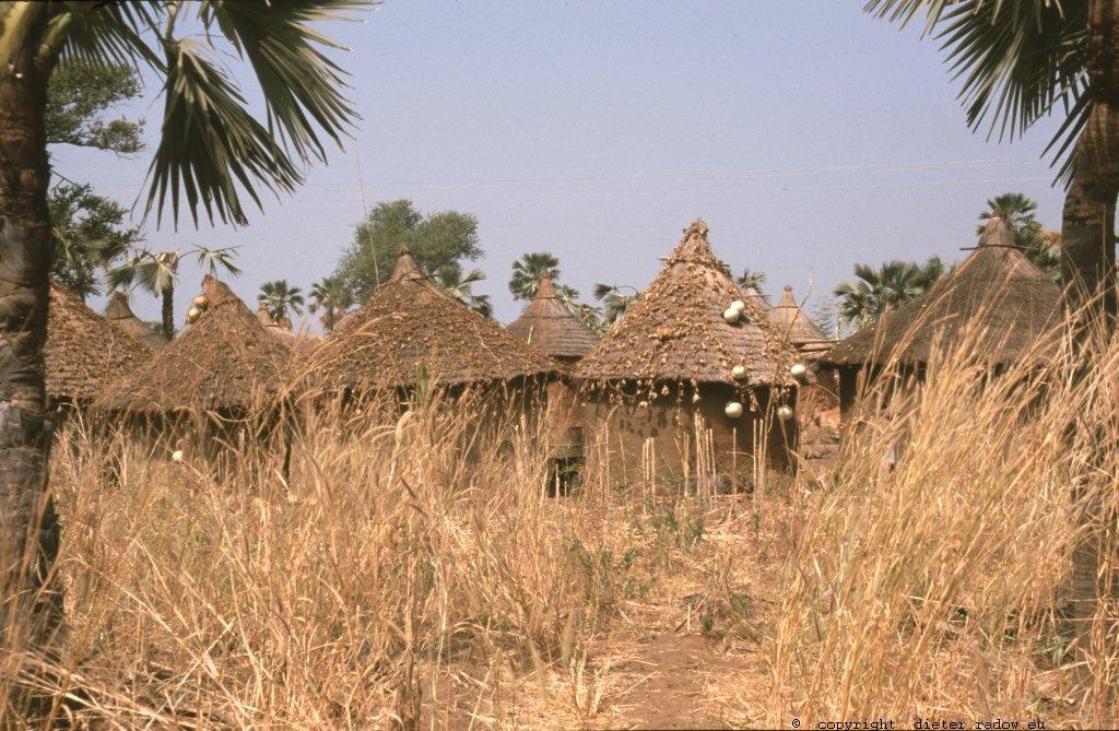 269 Kamerun Nord - Mandara-Siedlung