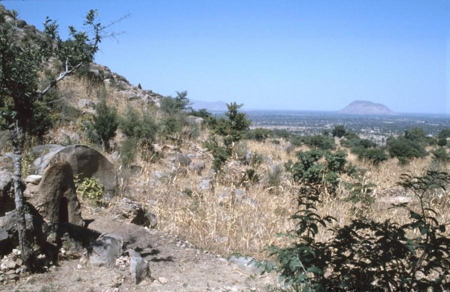 277 Kamerun Nord - Rumsiki