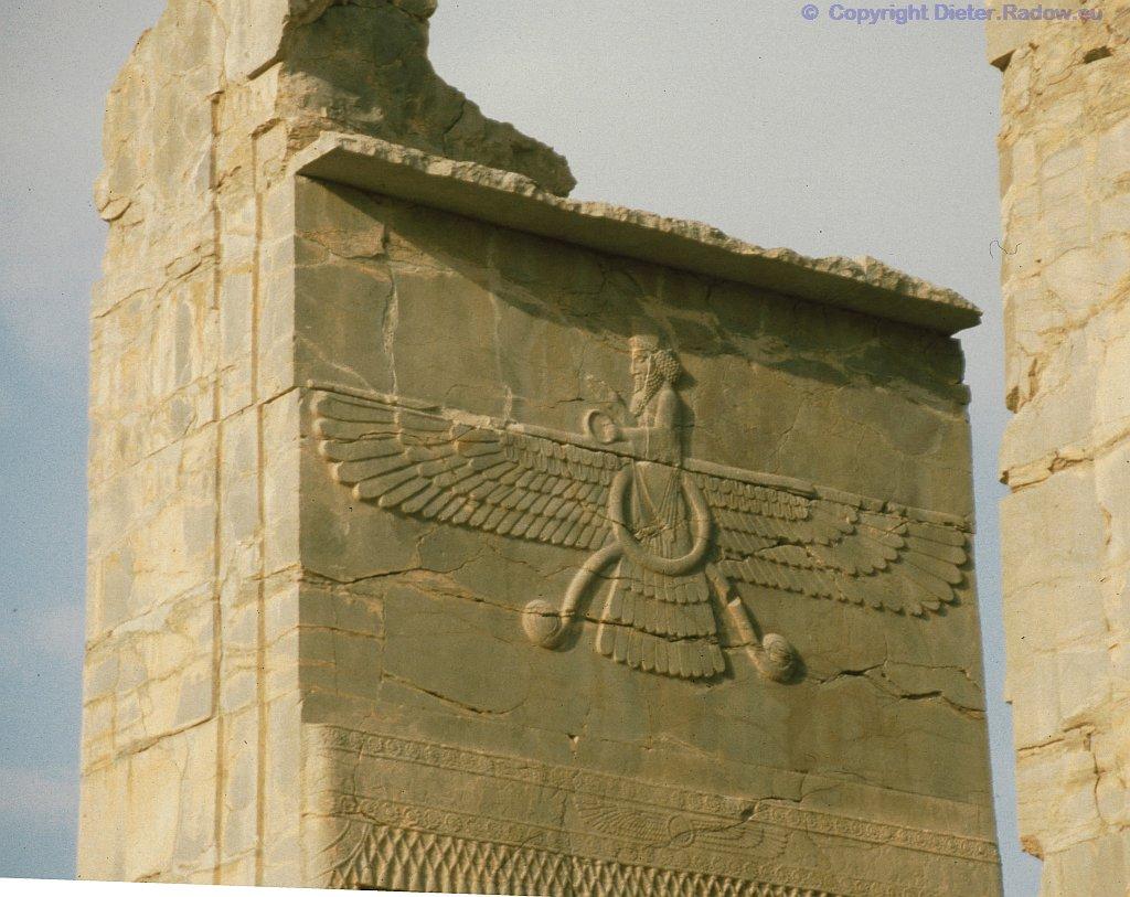 Iran Persepolis 1999  -  Ahura Mazda