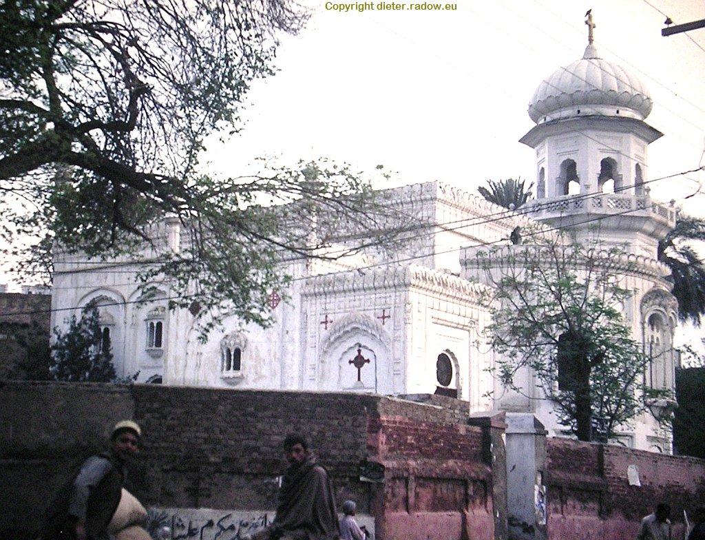 492 Pakistan Kirche