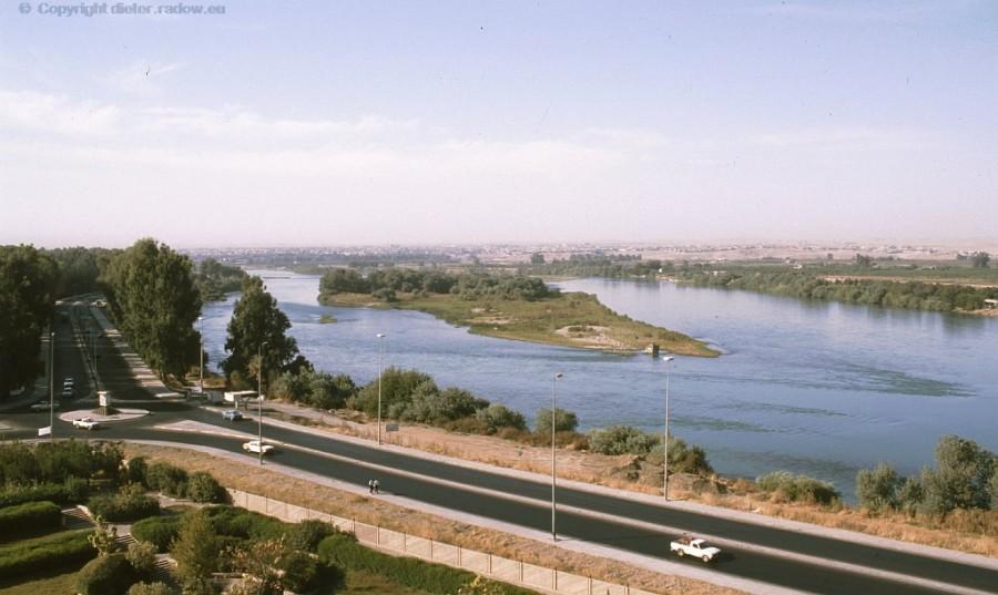 5214 Euphrat bei Mossul