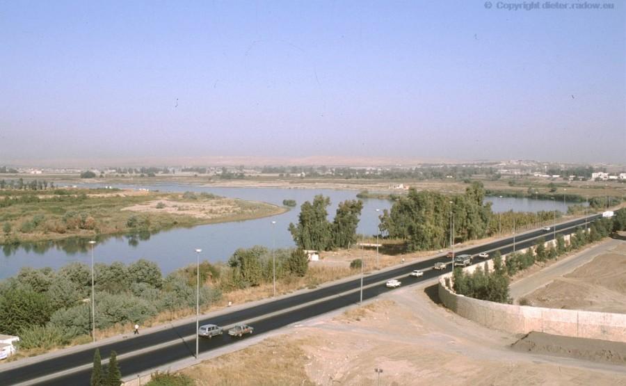 5216 Tigris bei Mossul