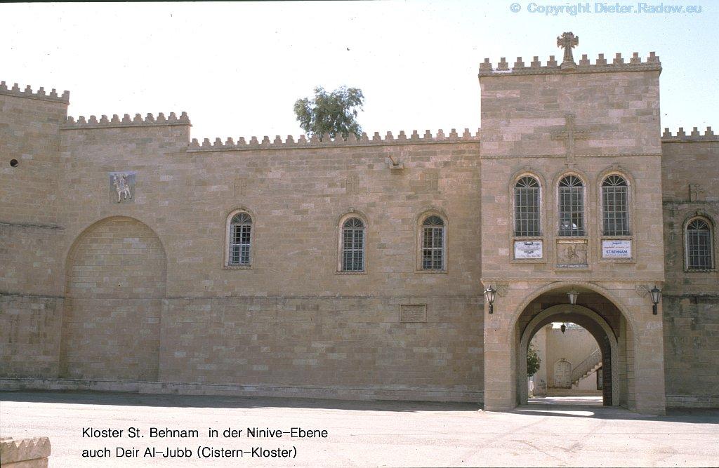 Irak  Kloster St Behnam