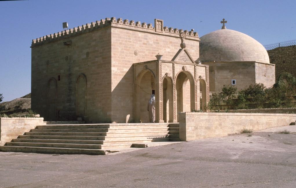 Kirche im Kloster St Behnam