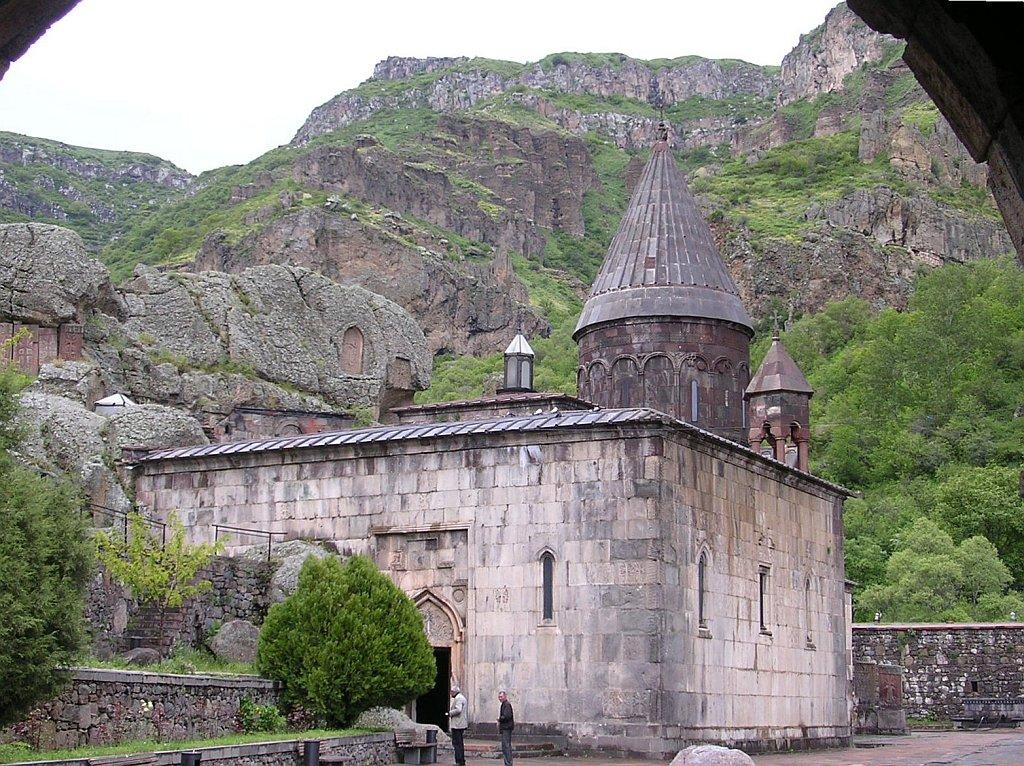 Armenia Monastery Godhard 2005  -