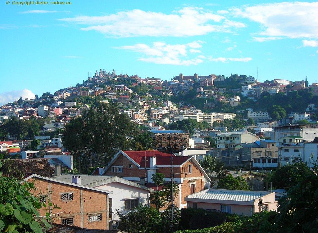 Oberstadt von Antananarivo