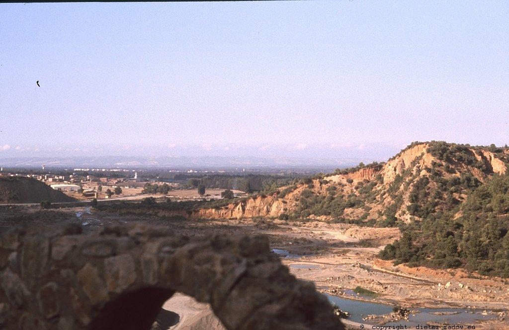 Algerien 55 Canjon de l`Aures1