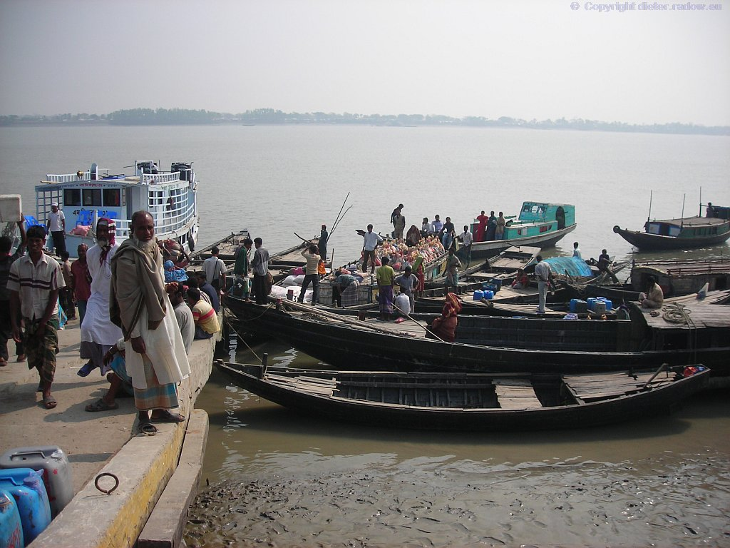 Bangladesh  im Ganges-Delta Sundarban 53 XXX