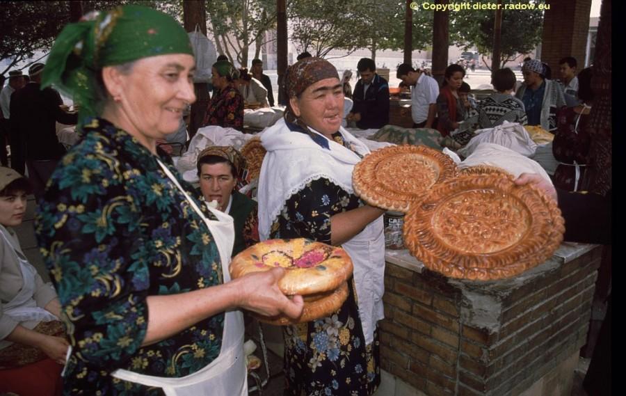 Brot Tadschikistan