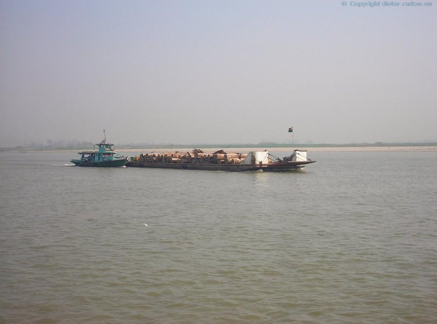 Burma Irrawaddi 20 XXX
