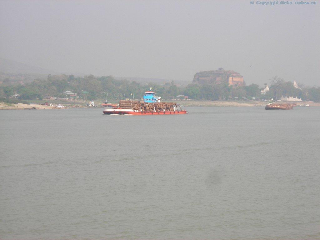 Burma Irrawaddi 40 XXX