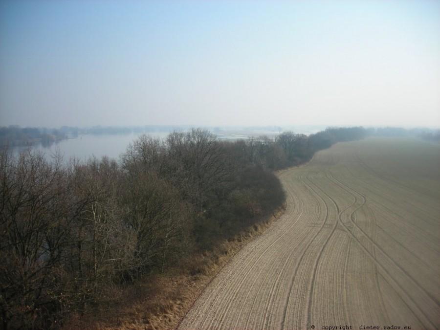 DS Elbe bei Gorleben