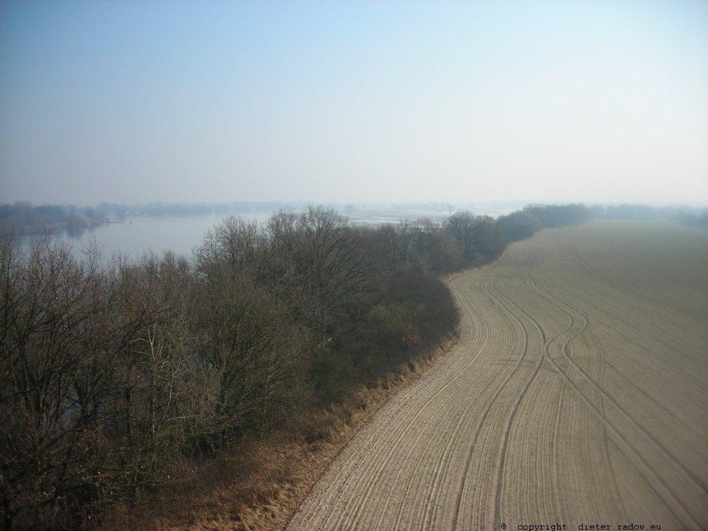 Elbe bei Gorleben