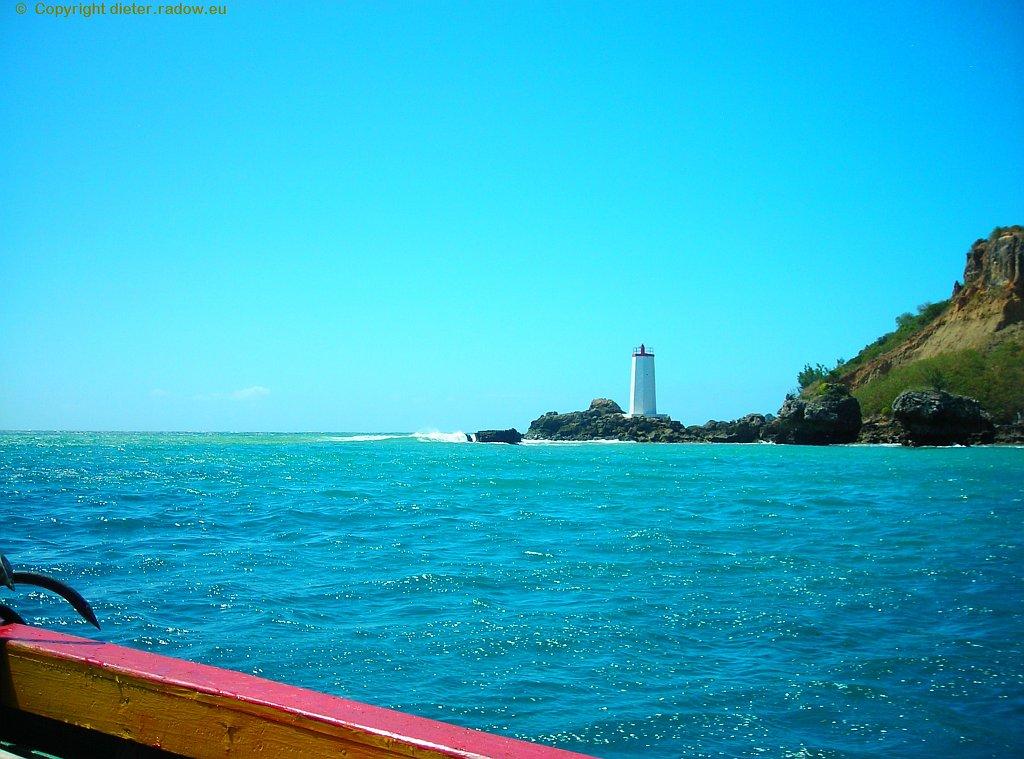 Kap Diego an der Einfahrt zur Bucht von Antsiranana