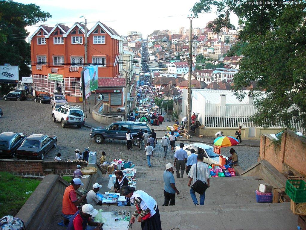 MADAGASKAR.  ANTANANARIVO