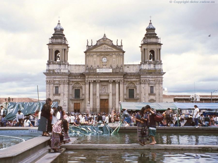 Guatemala-City634 Kirche