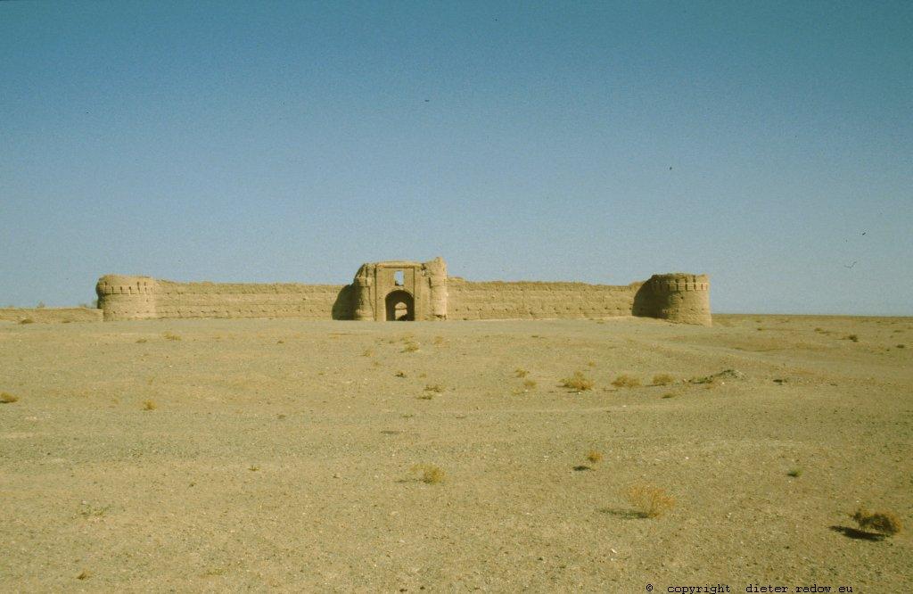 Iran - Khorasan 257 Karawansereien zw Meshad und Mary
