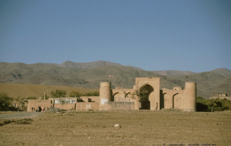 Iran - Khorasan 268 Karawanserei zw Meshad u Herat