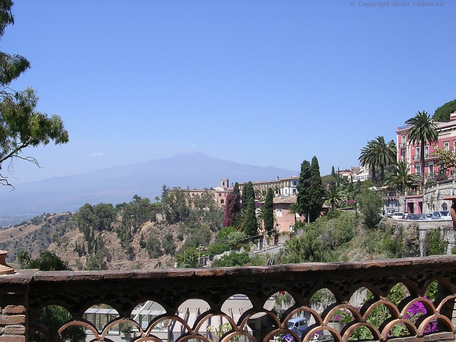 Italien Sizilien Äthna