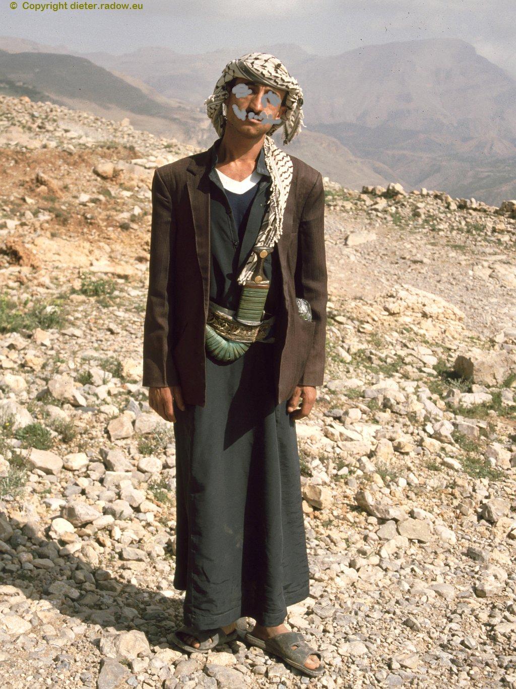 Jemen 811 grau