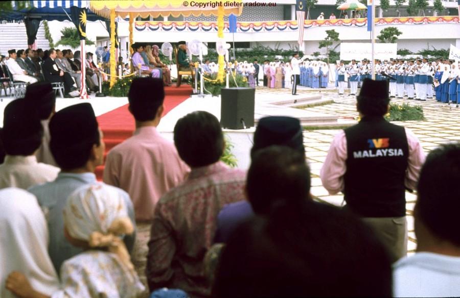 Kuala Lumpur-031 der König von Malaysia
