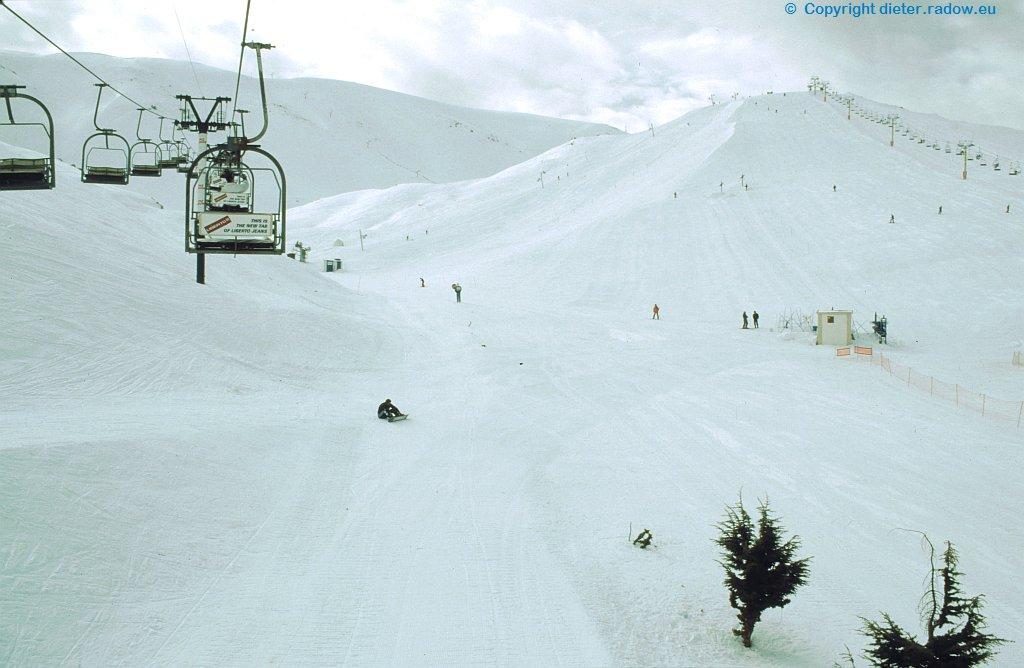 Libanon Skigebiet Faraya-Mzaar1