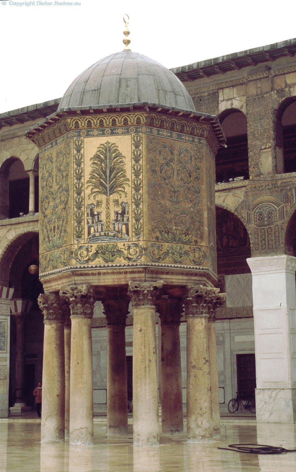 M 176 Moschee der Omayaden