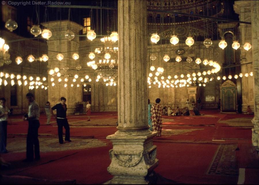 M 24 Kairo Muhamed Ali Moschee 13