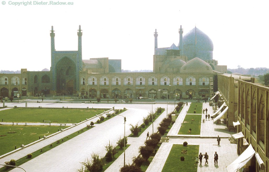 M 705 Shiraz Meydan-e Imam