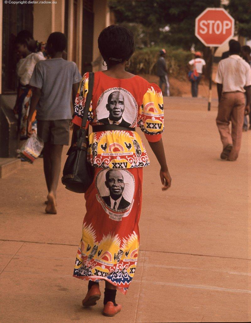 Malawi Kleid
