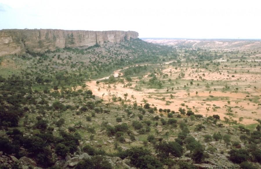 Mali die Faillaisse von Bandiagara