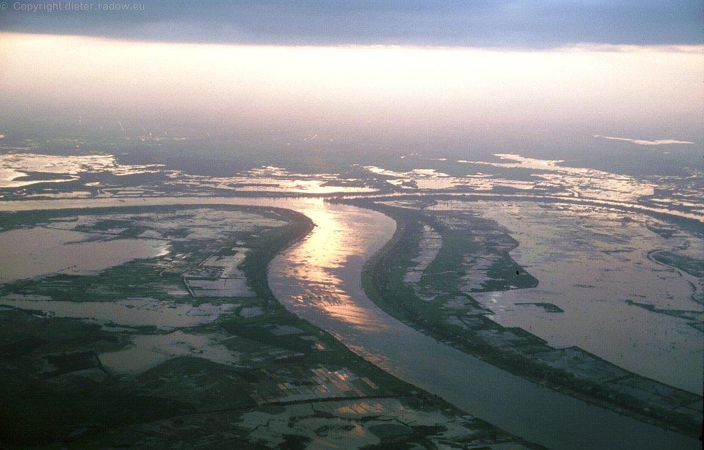 Mekong Kambodscha nördlich Phnom Penh 1