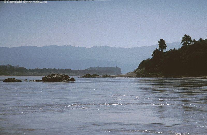 Mekong-Laos-Thailand