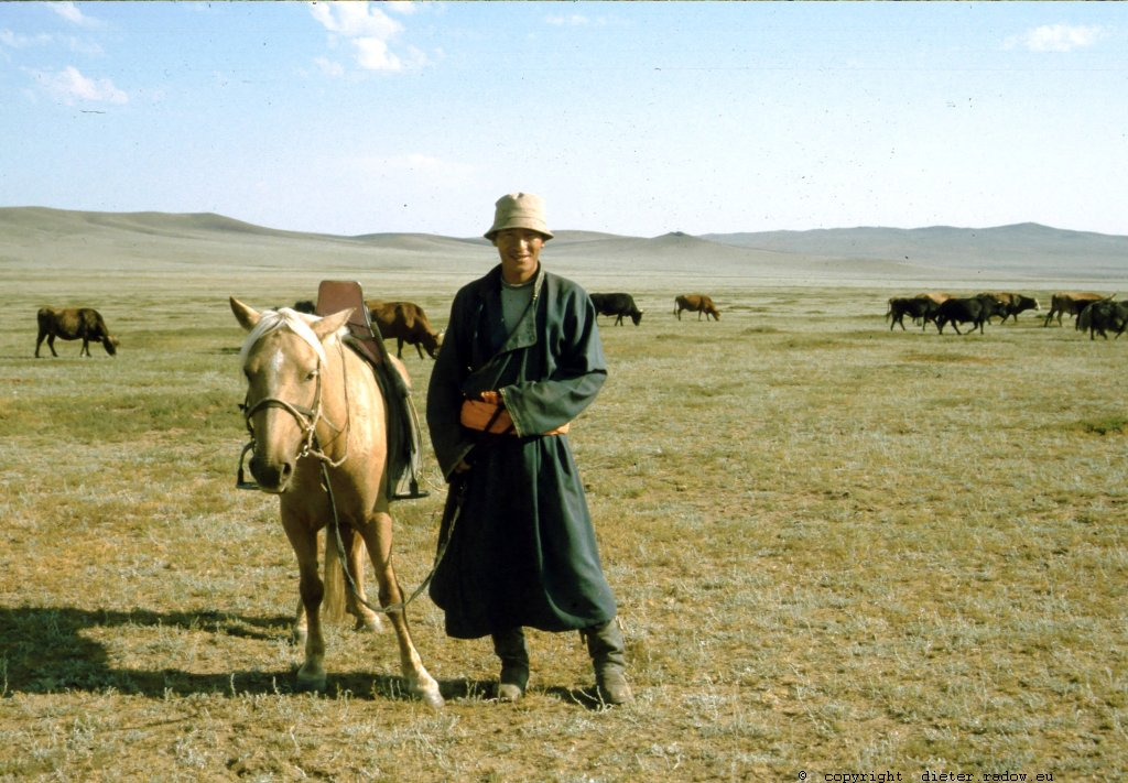 Mongolei 237c